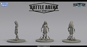 """Miniaturas para juego de mesa""""Battle Arena Show""""-yurei.jpg"""