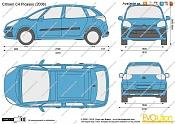 Problemas para modelar un coche Citroen c4 picasso-2013_citroen_c4_picasso.jpg