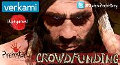 Proyecto Prehistory busca Modelador, texturizador y animador 3D-portada_cf.png