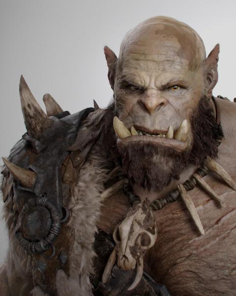 World of Warcraft La pelicula-orco-orgrim.jpg