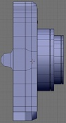 Canon Ixus II poly modeling Blender-malla_lado.jpg