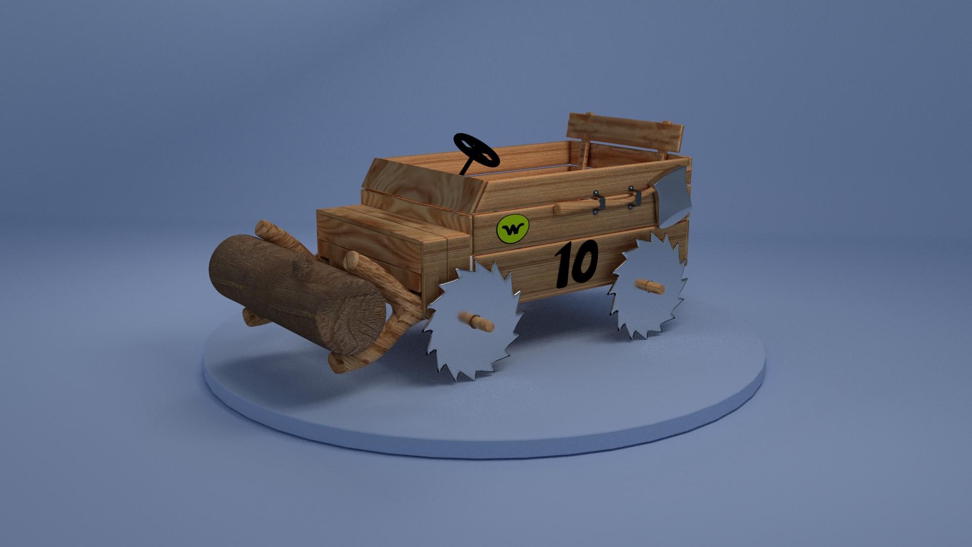 Los Autos Locos - Wacky Races _ soliman-10-troncoswagen.jpg