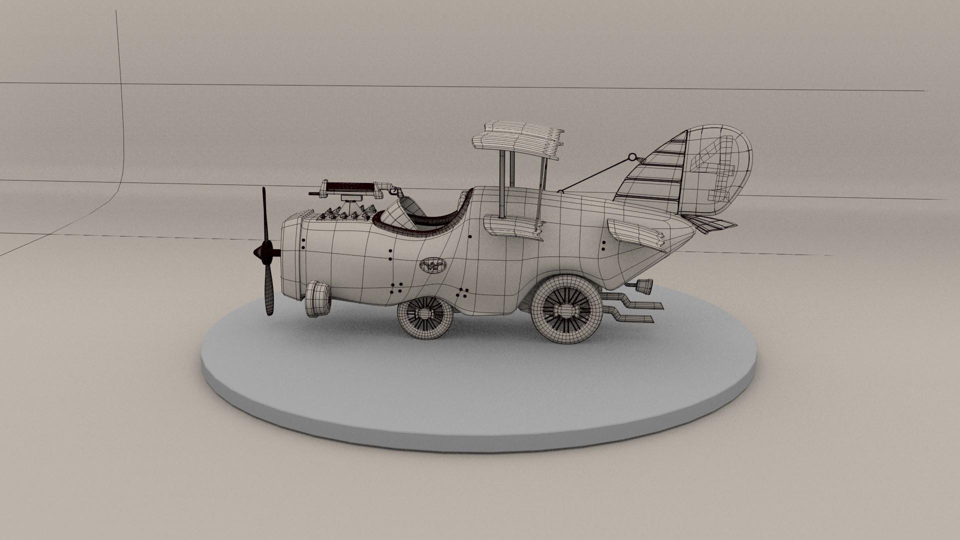 Los autos locos wacky races soliman-04-wire_el_estuka_rakuda.jpg
