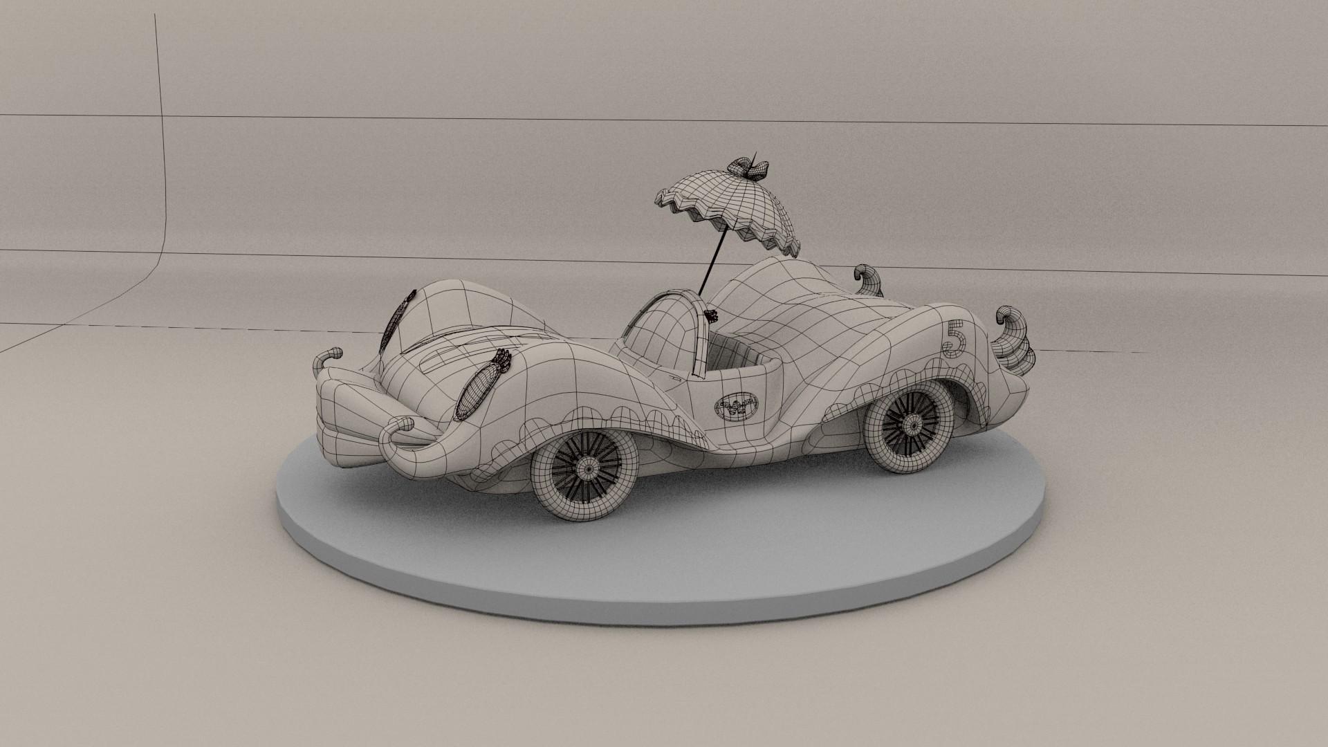 Los Autos Locos - Wacky Races _ soliman-05-wire_el_compact_pussicat.jpg