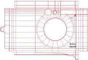 Canon Ixus II poly modeling Blender-uvmap3.jpg