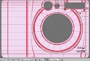 Canon Ixus II poly modeling Blender-uvmap2.jpg
