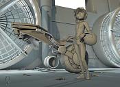 Futuristic cyber girl-clay_render_foros.jpg