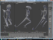 Trucos de esculpido en Blender-alienlikeform.png