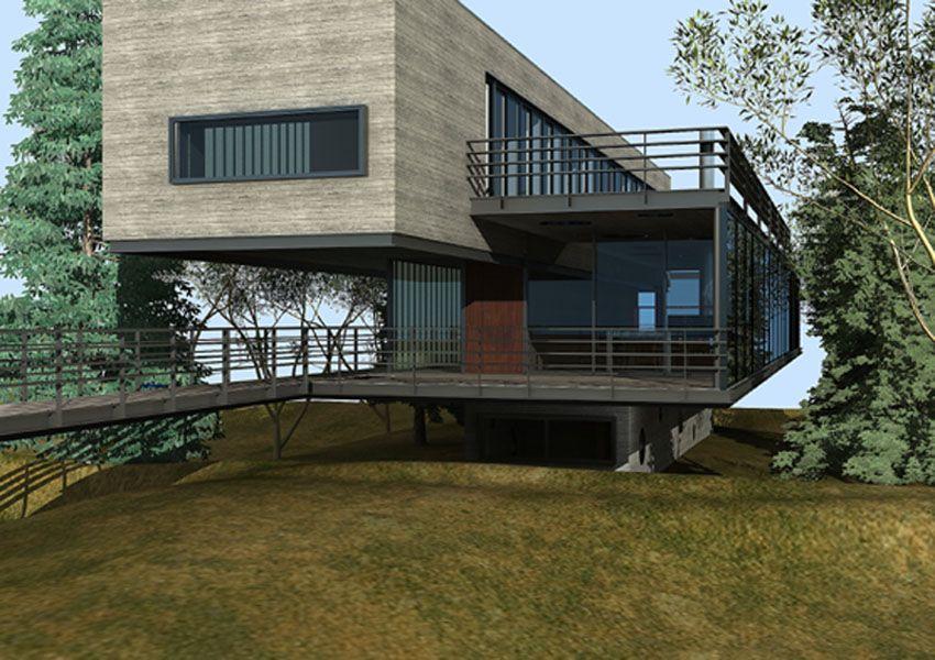 Frompo home page for Techos livianos para casas
