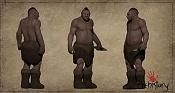 Prehistory, el primer Serious & Survival Game llega a Kickstarter-neandertal_3dprint_versionconcept.jpg
