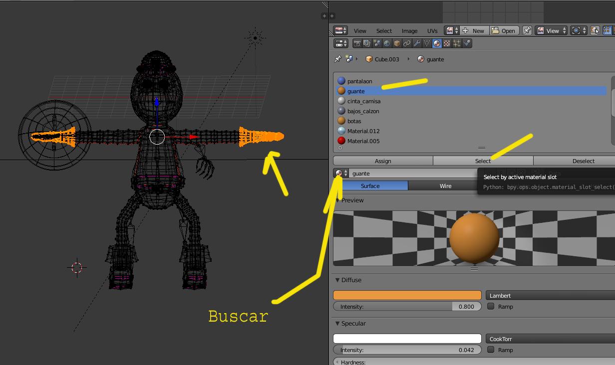 Unir 2 ficheros 3ds en Blender sin duplicar materiales-asignados.jpg