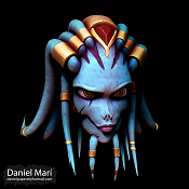 Trazos Gallery-alien_hunter_head_danielmari.png