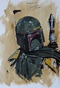 Boba fett / pintura al oleo-2e4b9f29565781.55f92deff0dd9.jpg