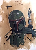 Boba fett / pintura al oleo-7169d829565781.55f92deff1ffe.jpg