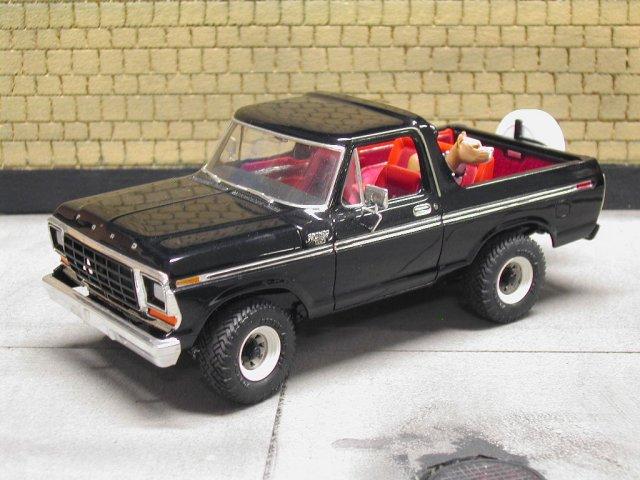 Modelar ford f 100 1978 blueprint