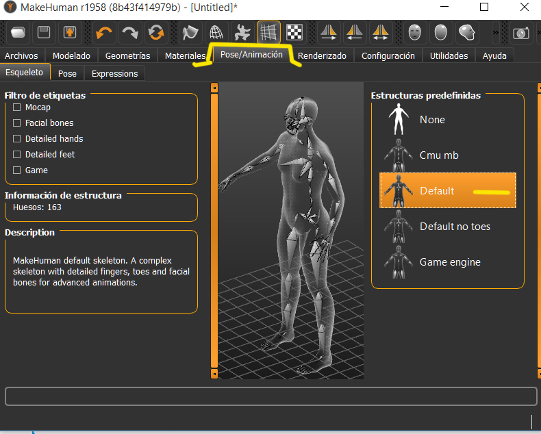 Exportar modelo makehuman a blender-make.jpg