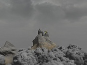 cosas de Tolkien-montana-entre-nubes.jpg