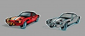 Today sketches cars-01car_color.jpg