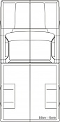Modelar Ford f-100 1978  blueprint -ford-f-100-top.jpg