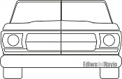 Modelar Ford f-100 1978  blueprint -ford-f-100-front.jpg
