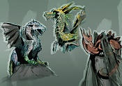 Dragons / studies-dragons02.jpg