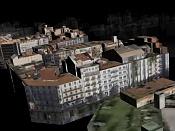 """Abrir importar formato 3dr """"edificios 3d GoogleEarth""""-testcontextura02.jpg"""