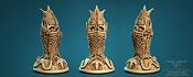 Ajedrez Temático De los Mitos de Cthulhu: Peon por Sergio Mengual-12697303_925003460929539_6123577541804251566_o.jpg