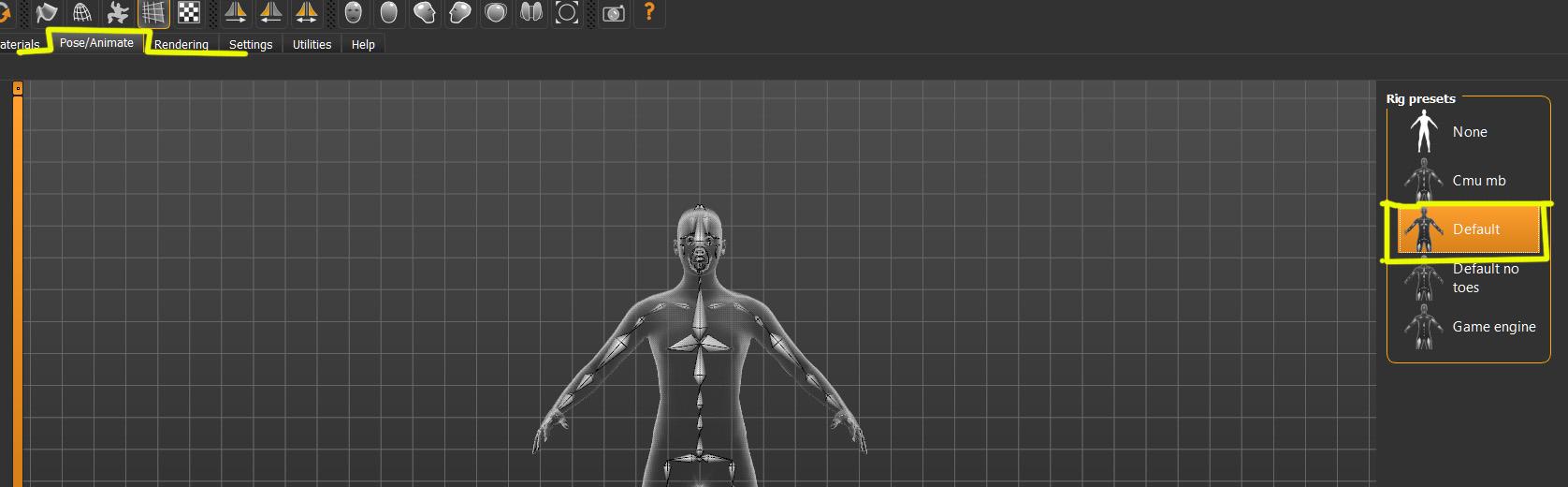 Makehuman y Blender-esqueleto.jpg