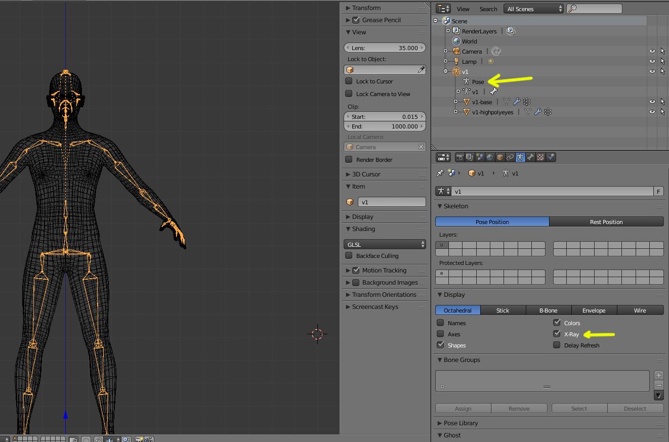Makehuman y Blender-esqueleto2.jpg