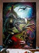 Encargo de una pintura con el personaje de el Jabato como tema-10399881_974146022640455_6536949521568913524_n.jpg