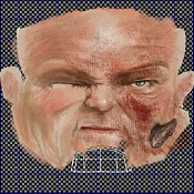 Postnuclear Warrior-low poly-face-dif.jpg