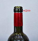 Escena interior en blender Botella de vino-gollete.png