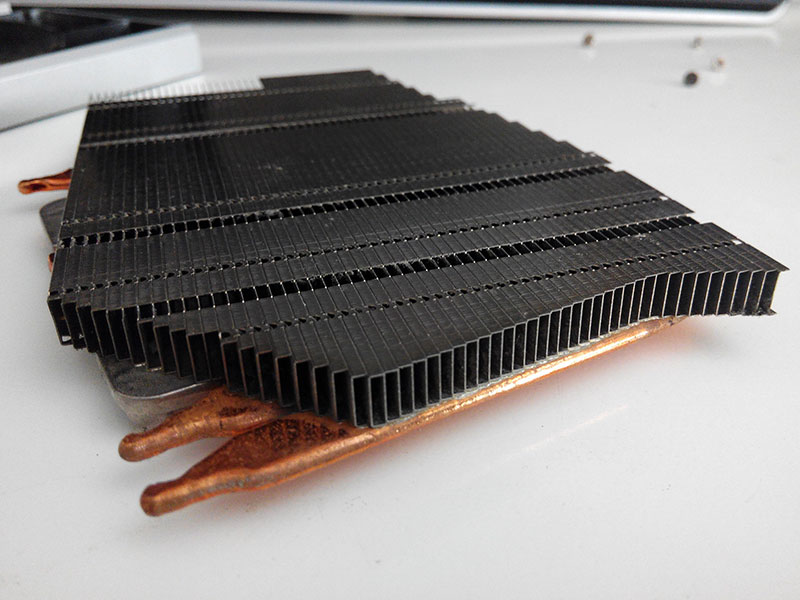 Hardware] Sobrecalentamiento nvidia Quadro 4000