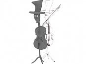 The Paranoius [[El violonchelo que no se podia tocar]]-paranoius-3-.jpg