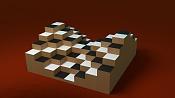 Piezas y tableros de ajedrez-tablero_piramide.jpg