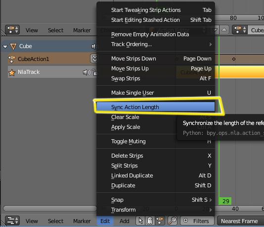 Push down en el NLA Editor y desaparece en los otros editores-sincronizar.jpg