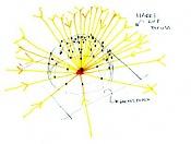 Parámetros de render Vray y funcionamiento de GI-hemisferio_y_rayos_de_una_muestra.jpg