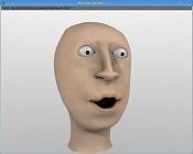 Cara y animacion shape keys  Blender -cara.jpg
