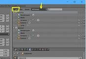 Como trabajar entre escenas en blender 3d personajes,rigging y terrenos-outliner.jpg