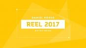 Demoreel 2017 motion design