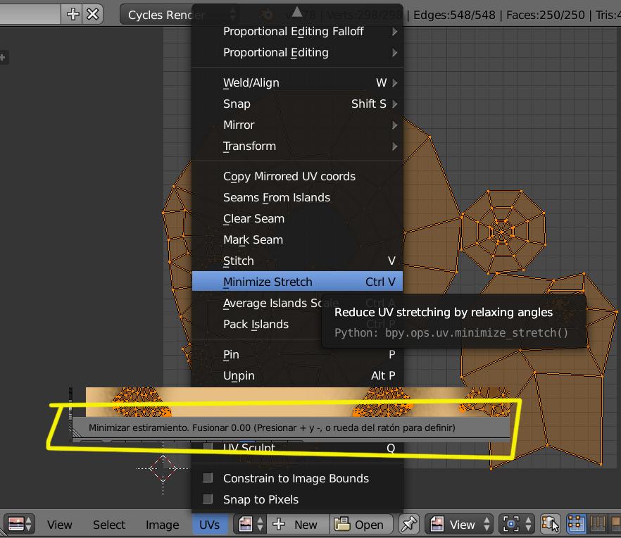¿Cómo relajar las UVS en Blender?-minimizar.jpg