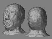 3ª actividad de modelado: Speed Session: Estatua inventada-estatua.jpg