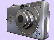 Canon Ixus II poly modeling Blender-frontals.jpg