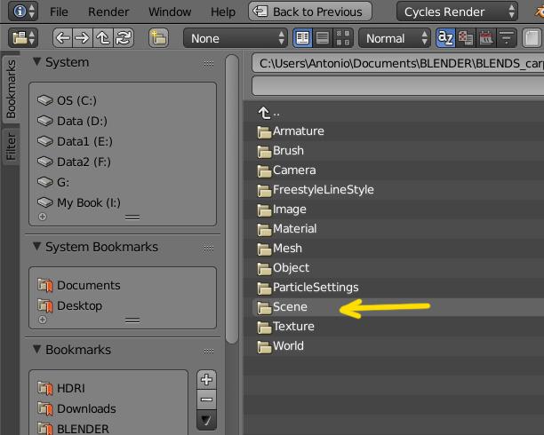 Problemas al ejecutar append de Blender-escena.jpg