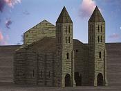 WIP: Iglesia Romanica-nartex.jpg