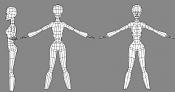 El proceso de una chica Low Poly-28303-wire.jpg