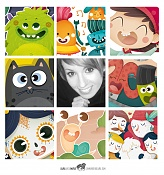 Hola a todos Me llamo Laura y soy ilustradora :-presentacion_lauragarciaman-as.jpg