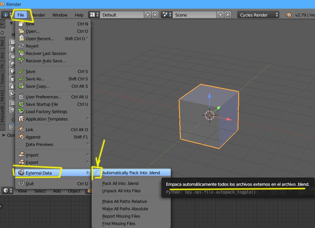 Textura en Blender se muestra negra-empaquetar.jpg