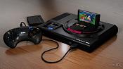 Sega Megadrive 16 Bits Blender 2.79 Cycles-renderfinal5.png
