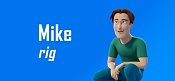 Mike :: Modelo rigueado para Blender-mike.jpg